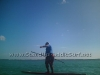 "My 300 lbs Friend on Angulo 11'9"" Stand Up Paddle Surfboard"