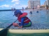 4 Year Old Toddler Stand Up Paddle Surfer