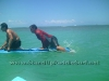 SUP Fun at Ala Moana with Kekoa, Terri and Dominic