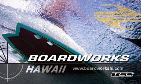 Boardworks Hawaii / Blue Planet Surf Demo Days