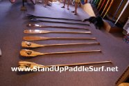 Tropical Blends Stand Up Paddles