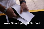 Clear Grip for Stand Up Paddle by Wet Feet Hawaii