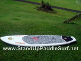 C4 Waterman production 9&#039; Bat Tail