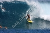 Stand Up Paddle Surfing at Gas Chambers Oct. 20, 2007