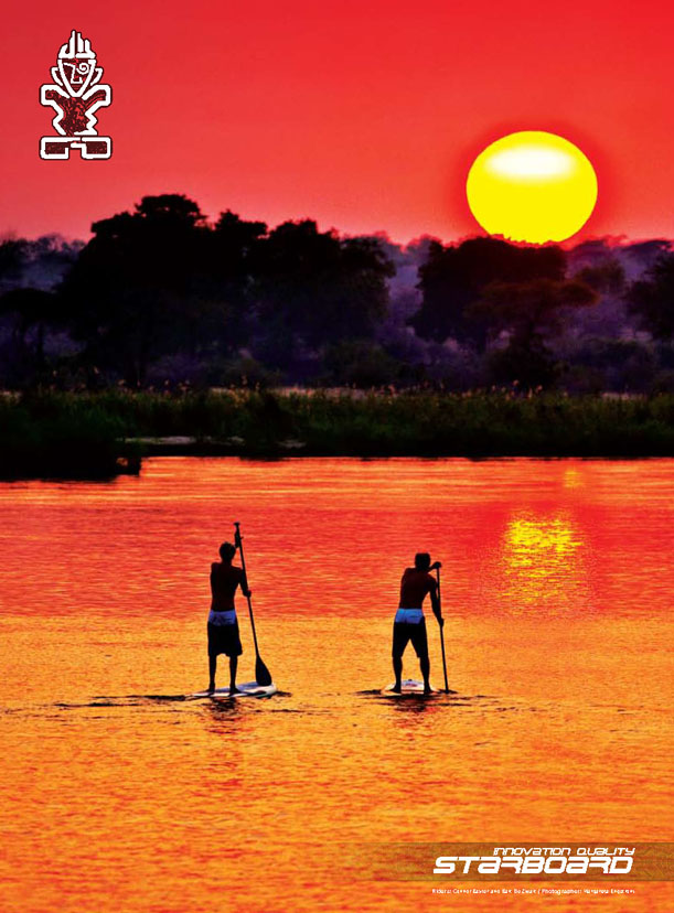 Stand Up Paddle Boards >> Starboard Launches 2012 SUP Catalog at Stand Up Paddle ...