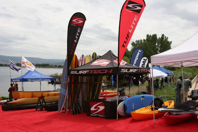 Outdoor Expo Stands : Outdoor retailer expo surftech gear at stand up paddle