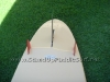 "Donald Takayama 4"" side fins and 8"" middle pivot fin"