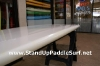 Custom Brian Caldwell Stand Up Paddle Surfboards at Wet Feet Hawaii
