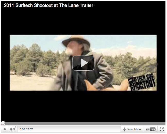 Shootout '11 trailer